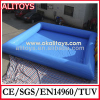 balloon swimming pool inflatable square swimming pools