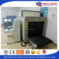 Big size Xray bagage scanner AT10080 x-ray baggage with very clear image