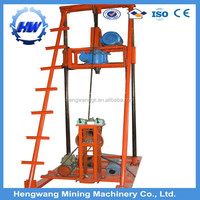 Mini Hand operation hand water well drilling rig