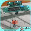 10 ton electric wire rope hoist for lifting