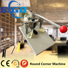 Manual Paper/PVC/Card/Leather Cut Round Corner Machine