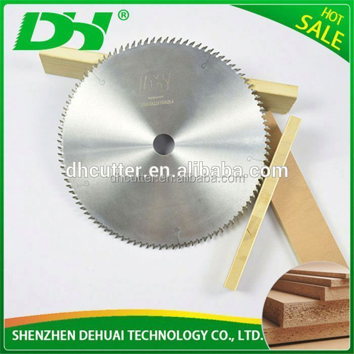 Good stablity TCT circular saw blade for particle board