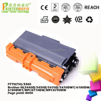 Compatible Toner Cartridge TN750 for Brother HL-5440D/5450D (PTTN750/3380)