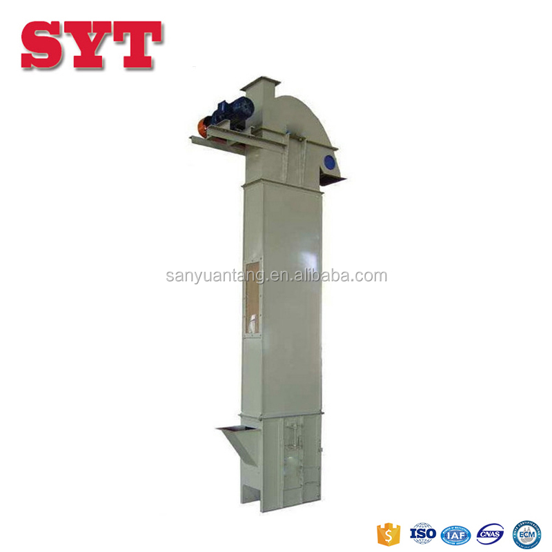 food grade stainless steel vertical bucket elevator conveyor for <strong>grain</strong>