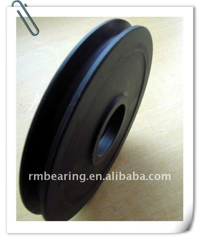 small plastic timing belt tensioner pulley