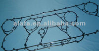 Branded Plate Heat Exchanger gaskets like Alfa laval MK15BW ,heat exchanger component