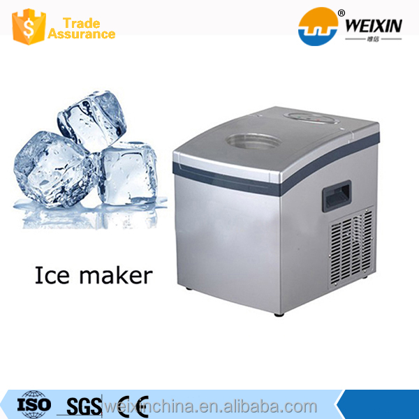 Hot Sale Ice Maker/ Ice Cube Maker/ Ice Making Machine For Making Ice Cube With Imported Compressor For Sale