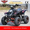 2015 500W/800W Electric 4 Wheeler ATV,Quad for Adult (ATV001E)
