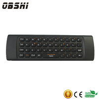 2016 wholesale 2.4g Wireless keyboard air fly mouse