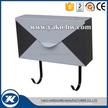 wall mouted apartment building mailbox made in Guangdong