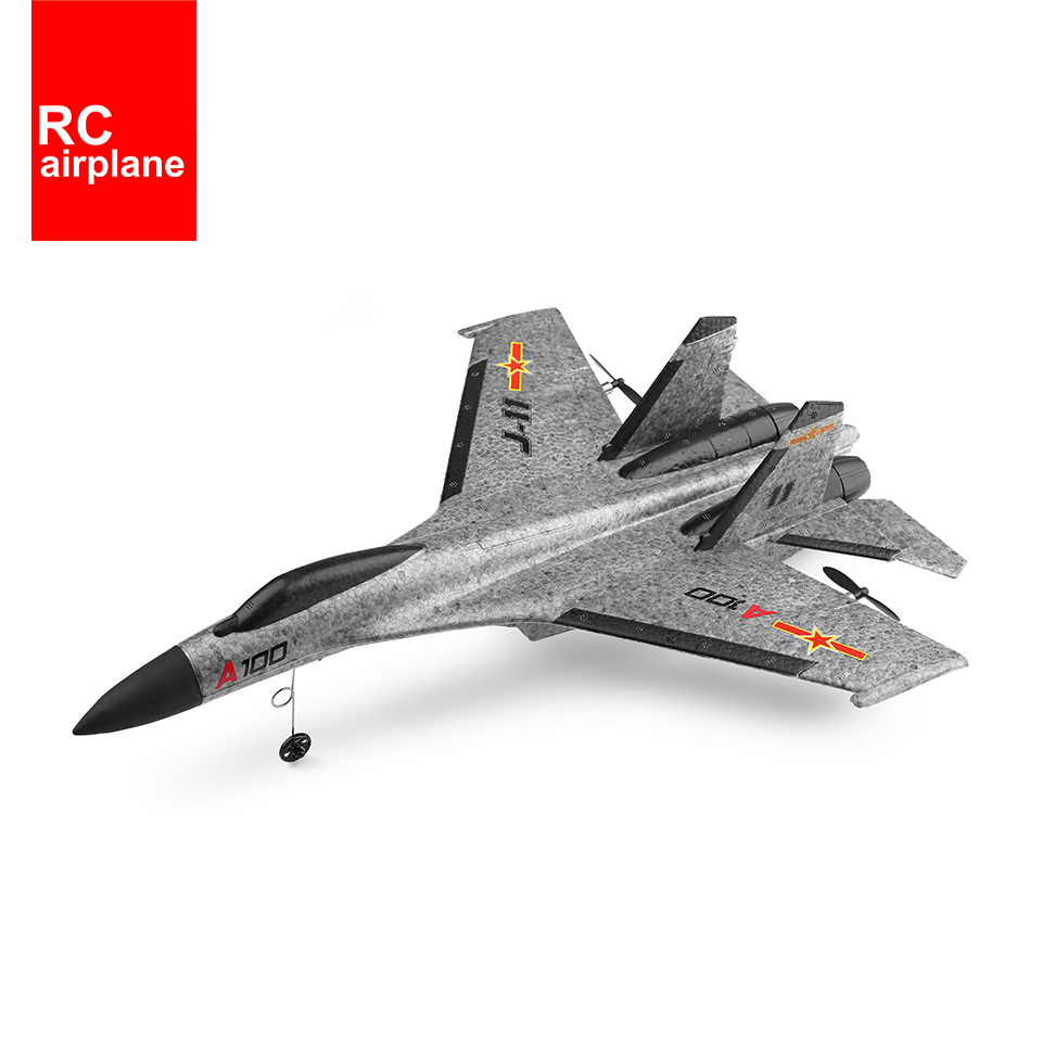 Remote Control Airplane 340mm 3CH 2.4G Hz Fixed Wing SU-27 RC airplane