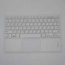 Standard aluminium for ipad 3 keyboard with touchpad