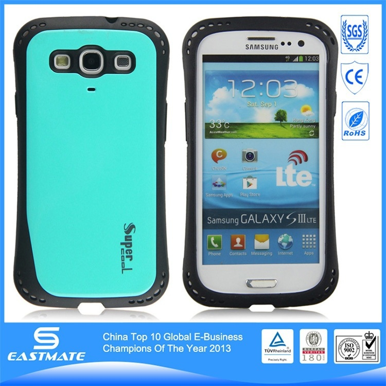 original mobile housing cute customized phone case for samsung galaxy s33 discover