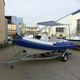Rigid Inflatable Boat Hypalon Rib Boat With Motor rubber boat rib580