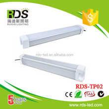 High efficiency hot sell CE RoHS 95lm/w t8 hong kong