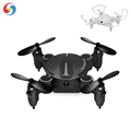 Hot! Mini RC Drone toy with 30P Camera Video WiFi folding Quadcopter for Beginner/ Kids RC Model Helicopter 3D Flips 6-Axis Gyro
