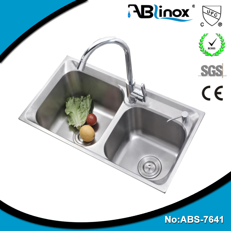 ABS 736-6 teka kitchen sinks stainless
