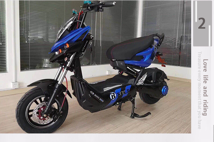 Motorcycle Electric 1000W 2000w electric sports motorcycle scooter electric adult motorcycle in stock sample order (XZL)