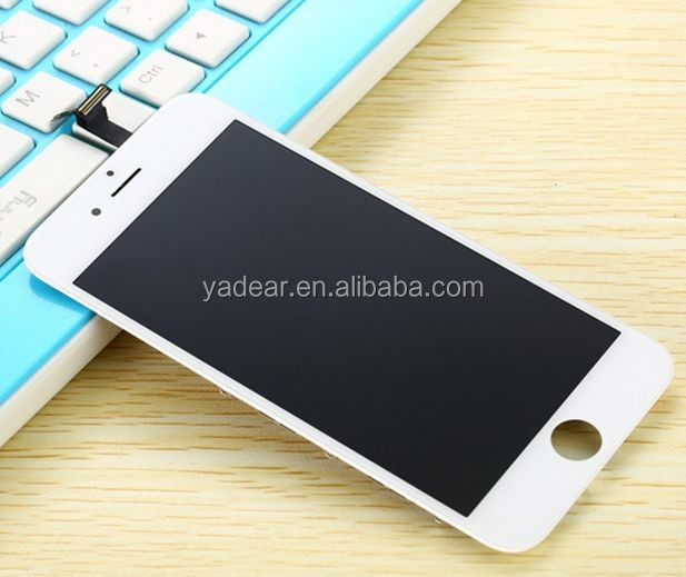 low price china mobile phone for iphone 6 plus lcd screen digitizer