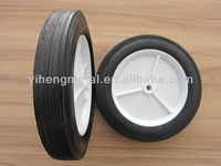 Solid Rubber Wheels 10x1.75