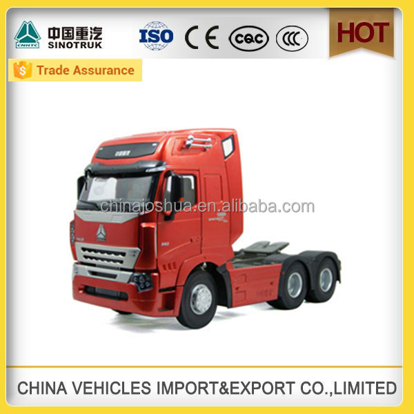 hot sale novo motor sinotruk tractor truck for sale