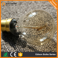 A19 Energy Saving Edison Style Table Lamp Filament Light Bulb with High Power and Brightness