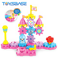 Gear Series DIY Large Toy Plastic Building Blocks For Kids