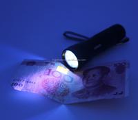 Mini 3*AAA 14 LED UV Light 365nm LED Flashlight
