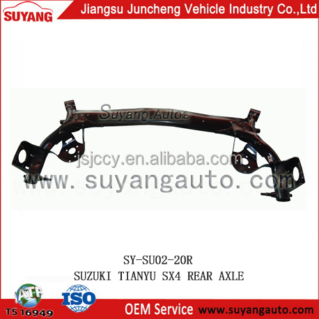 SUZUKI TIANYU SX4 <strong>car</strong> rear <strong>axle</strong> for sale metal spare parts replacement