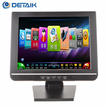 Detaik OEM 15 Inch TFT LCD Touch Pos Monitor Cheap Square 15inch LED Touch Screen Monitor