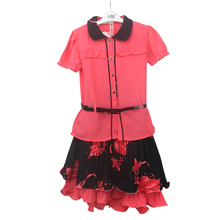 Wholesale Cute Baby Girl Fashion Clothing 2017 African Newborn Baby Clothes Sets