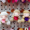 PLush Dressed Sheep Keychains Wholesale / Goat Toys Stuffed 11 cm