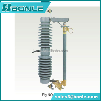 33kv 100A&200A Porcelain Fuse Cut Out