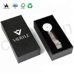 Smart Watch Black Gift Box Custom, Baby Gift Box 포장, Customised Gift Box 와 Logo