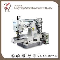 Blanket Carpet Tape binding Industrial Interlock Sewing Machine