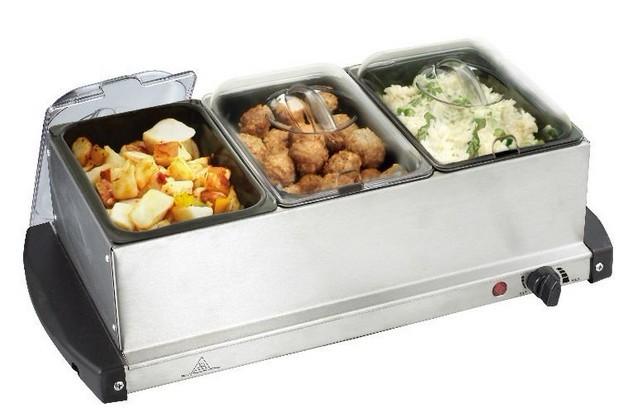 how to keep buffet food warm
