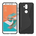 NS design soft cell phone case for Zenfone 5 Lite ZC600KL tpu cover