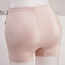Fashion boy shorts women's panties nylon panty for men