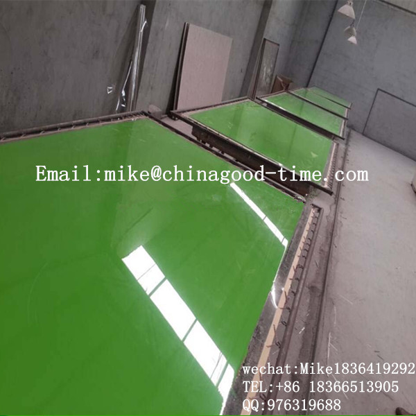 Manufacturer High glossy MDF UV board/panel