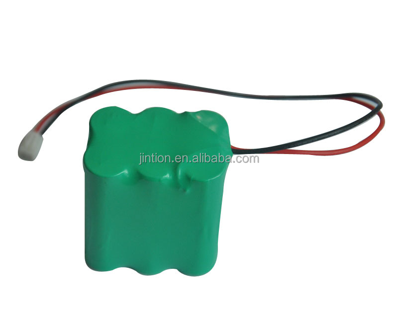 NI MH rechargeable battery pack AA 7.2v 1500mah