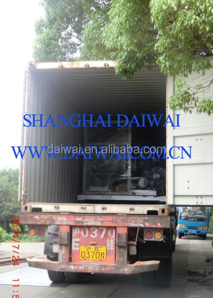 DOUBLE DIE HEAD BLOWN FILM EXTRUSION FOR TSHIRT BAG FILM