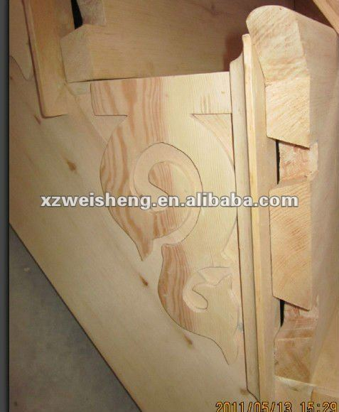 Solid Wooden Stair/Customer-made stair/staircase/railing