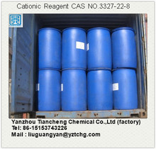 Cationic reagent QUAT 188 69% active used in cationic starch , cationic guar gum
