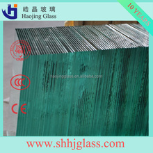 Haojing supply high quality tempered glass decks with CE CCC