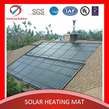 Swimming Pool Heat Pipe Solar Collector, EPDM Rubber, ROHS, ISO9001:2008