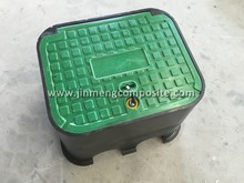 resin plastic manhole cover/plastic well cover composite water meter box for wholesales