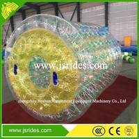 cheap price inflatable water park game inflatable water roller water walking rollers