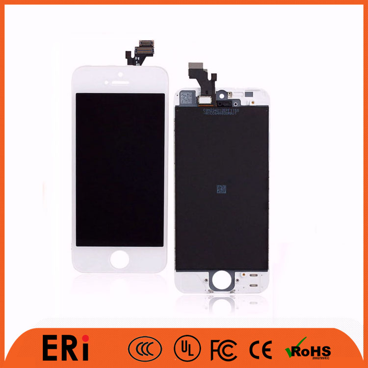 Alibaba 6 years gold factory manufacturer oem original quality lcd touch display for iphone 5 5s 5c, tianma lcd display 5
