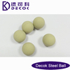 plastic coated steel balls 70mm