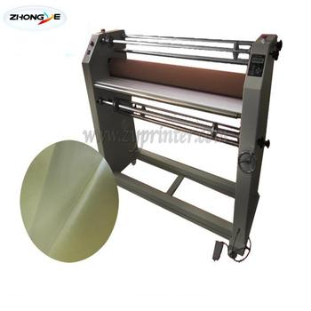 china high quality Fully automatic Laminator laminating machine
